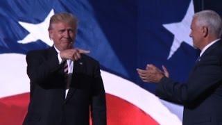 GOP Praises Pence, Looks Forward to Trump