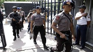 Pokemon troubles Indonesian police and Army