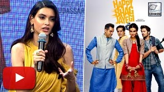 'Happy Bhag Jayegi' Actress Diana Penty Reacts On COMEBACK