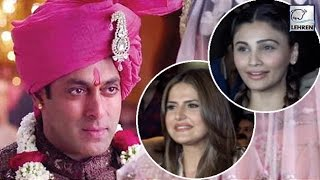 Salman Khan's Marriage: Zarine Khan & Daisy Shah React
