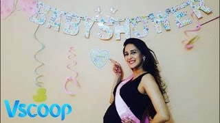 Chahat Khanna's Friends Host Another Baby Shower #VSCOOP