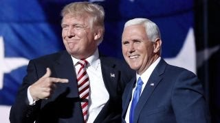 Mike Pence: Donald Trump has the right style of leadership