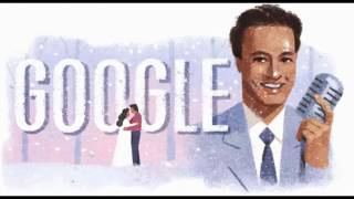 Mukesh Google Doodle,Mukesh's 93rd Birthday