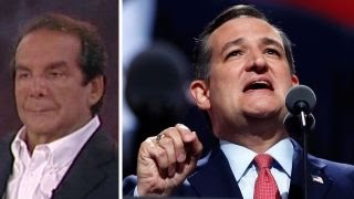 Krauthammer: Cruz blew it by making non-endorsement personal