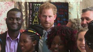 Prince Harry, Elton John highlight importance of HIV testing