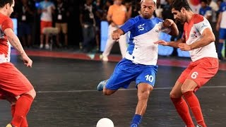Ronaldinho Indian Premier League Futsal 2016