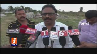 Illegal Contractions Collapse In Rangareddy Dist | iNews