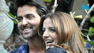Sussanne khan reacts on holidaying with ex-hubby Hrithik Roshan!
