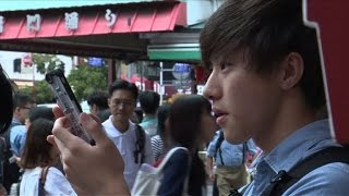 Pokemon Go craze finally hits Japan