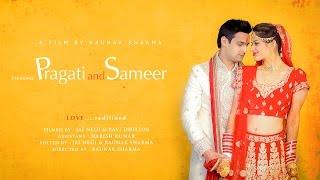 Pragati weds Sameer Teaser