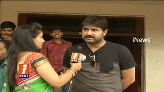 Hero Srikanth Takes Part In Haritha Haram Programme Initiative By iNews