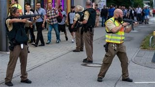 Shootings in Munich Being Treated as Terror Attack