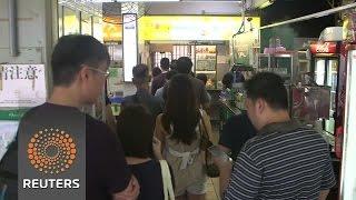 Singapore's Michelin star hawker food