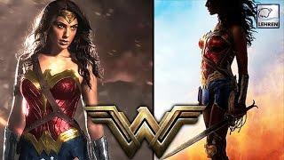 'Wonder Woman' Official FIRST LOOK Out!!  Gal Gadot