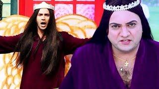 Varun Dhawan's Angel Act UPSETS Taher Shah
