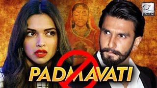 Deepika Padukone, Ranveer Singh OUT Of Padmavati