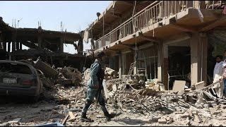 Kabul blast kills over a dozen Nepalese contractors