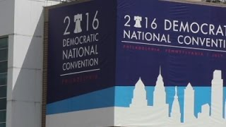 Security Heightened in Philadelphia Ahead of DNC