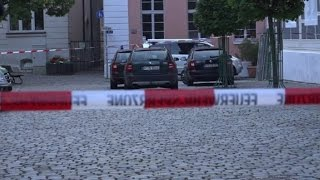 Syrian migrant killed by own bomb near German music festival