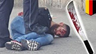 Germany machete attack: Syrian refugee kills woman with machete in Reutlingen