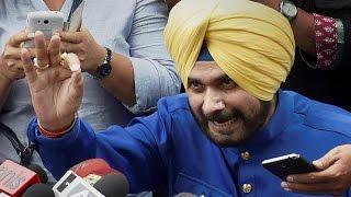 Sidhu Attacks BJP: Navjot Sidhu asked to stay away from Punjab, hence quit Rajya Sabha seat