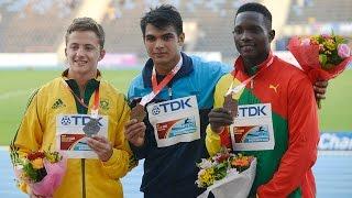 Neeraj Chopra creates history, wins gold breaks world record