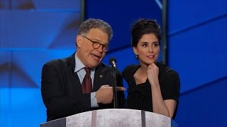 Sarah Silverman Tells DNC She Will Proudly Vote for Hillary