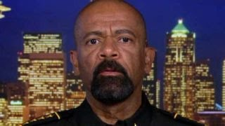 Sheriff David Clarke: DNC seems to be embracing criminality