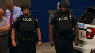 New Gear to Better Protect NYPD