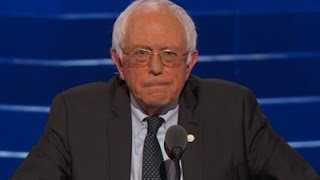 Sanders: 'Proud to Stand' With Clinton
