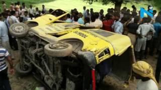 Bhadohi Train Accident: Unmanned railway crossing kills 8 children