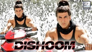 Akshay Kumar's Weird Look | Dishoom