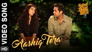 Aashiq Tera Official Video Song  Happy Bhag Jayegi  Diana Penty, Abhay Deol, Ali Fazal, Momal