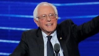 Is Sanders selling out or taking one for the team?