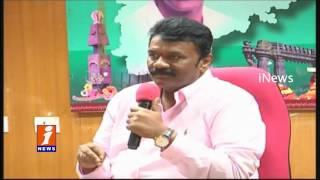 TRS Talasani Srinivas Slams Oppostion For Creating Drama Over Mallanna Sagar Project | iNews