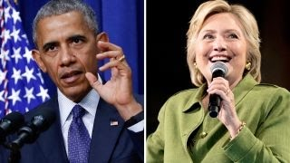 Obama to paint Clinton as successor protective of his legacy