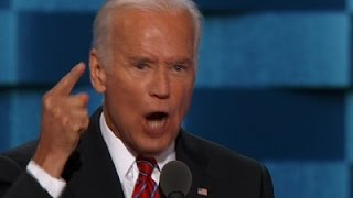 Biden at DNC: 'Americans Do Not Scare Easily'