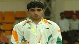 Wrestler Praveen Rana to replace Narsingh Yadav  in Rio Olympics