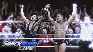 American Alpha - debuts next week on SmackDown Live: SmackDown Live, July 26, 2016