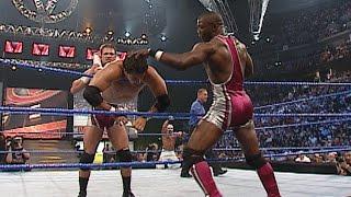 The World's Greatest Tag Team vs. Mysterio & Kidman - WWE Tag Team Title Match: Vengence 2003