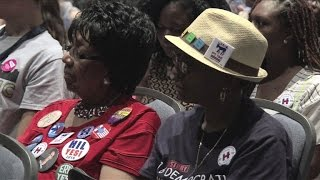Voices of the Campaign: The Black Caucus-goer