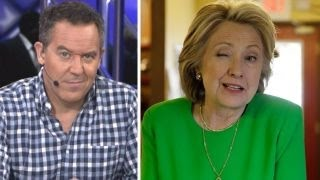 Gutfeld: The less you see of Hillary, the better she seems