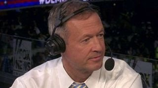O'Malley: Trump encourages hacking