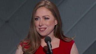 Full speech: Chelsea Clinton at Democratic convention