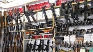 Guns cheaper than smartphones in Pak's tribal town Darra