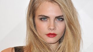 Cara Delevingne Scared The ShiT Out Of Taylor Swift's Squad