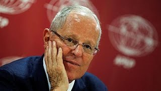 Pedro Pablo Kuczynski: Peru's new president faces plethora of problems