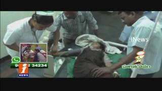 Father Commit Suicide with Children's in Proddatur | Kadapa District | iNews