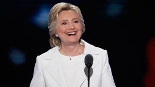 Was Hillary's DNC speech effective?