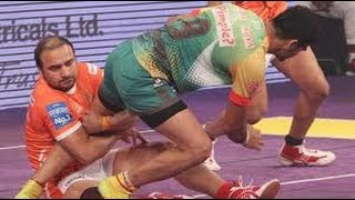 patna pirates vs puneri paltan semi final pro kabaddi 2016 match points